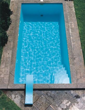 Schwimmbecken länge breite